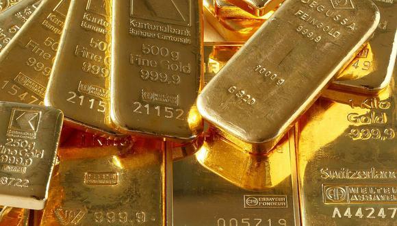 El atractivo del oro se ha visto limitado por el alza del dólar. (Foto: Reuters)