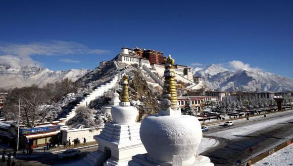 Lhasa es capital administrativa de la Región Autónoma del Tíbet de China. (Foto: Difusión)