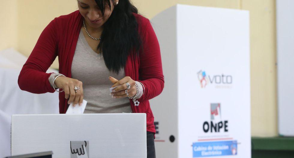 Para las Elecciones Congresales Extraordinarias 2020 existen 24 millones 799 mil 384 peruanos habilitados. (Foto: Andina)
