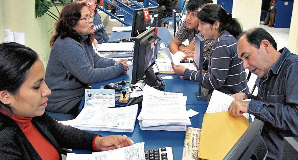 Municipalidades. Deberán adecuar los nuevos procedimientos para licencias de funcionamiento. (Foto: GEC)
