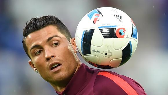 FOTO 6 | Cristiano Ronaldo, del Mánchester United al Real Madrid en 2009 por 94 millones de euros. (Foto: afp)