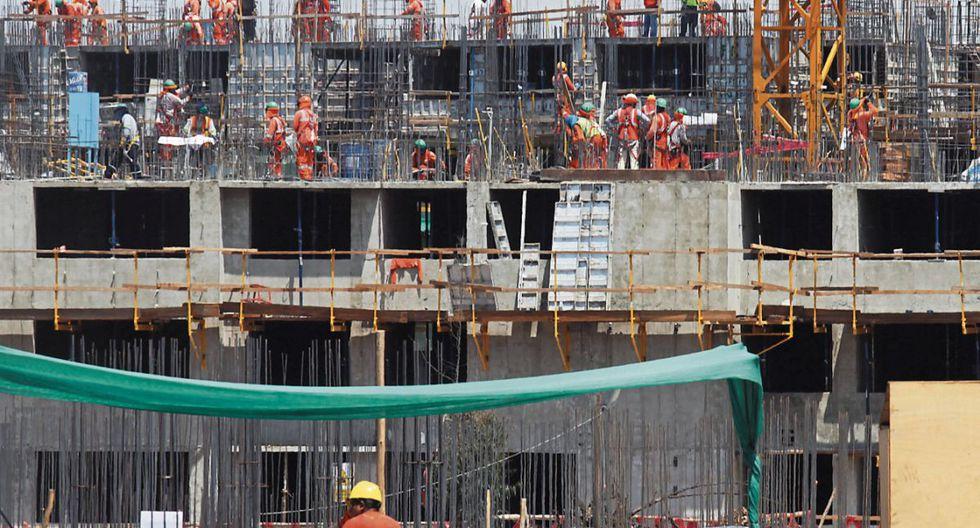 Determinación. Demos reinicio de inmediato a todas las obras de construcción formales para evitar que el virus y la pobreza sigan avanzando. (GEC)