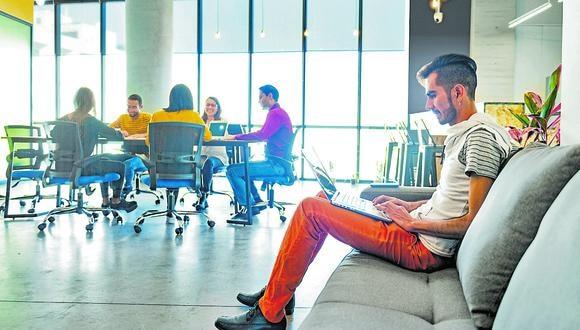 Proyección. En los siguientes años se estima que las tarifas de coworking se incrementarán en línea con la consolidación del sector. (Foto: ISTOCK)