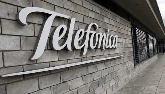 Telefónica. (Foto: Difusión)