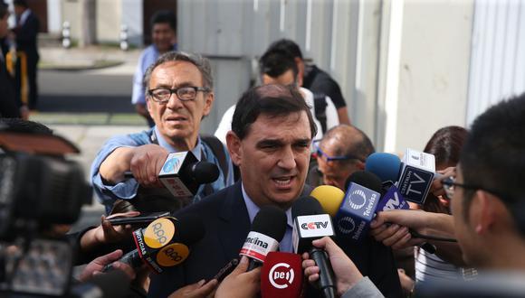 Sucedió en el cargo a José Luis Noriega para el periodo 2018-2020 (Foto: Andina).