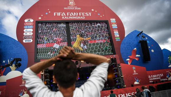 El mundial de Rusia 2018 continúa hoy con tres partidos que fueron analizados por Credicorp Capital. (Foto: AFP).