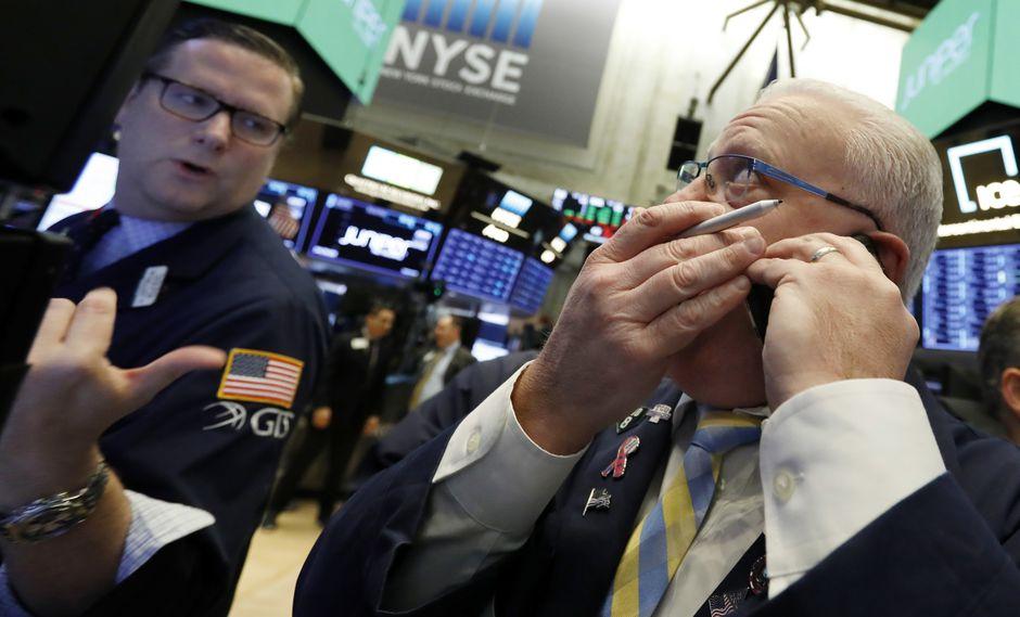 Tanto Apple como JPMorgan lograron salir del terreno negativo en el que se encontraban desde inicios de semana. (Foto: AP)