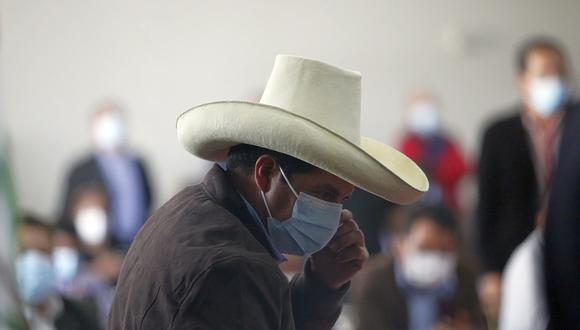 Pedro Castillo. (Foto: Jorge Cerdán / GEC)