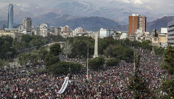 """""""Hay que mirar qué está pasando en Chile para poder prevenir o empezar a identificar ciertas mejoras"""", expresó Ferrini."""