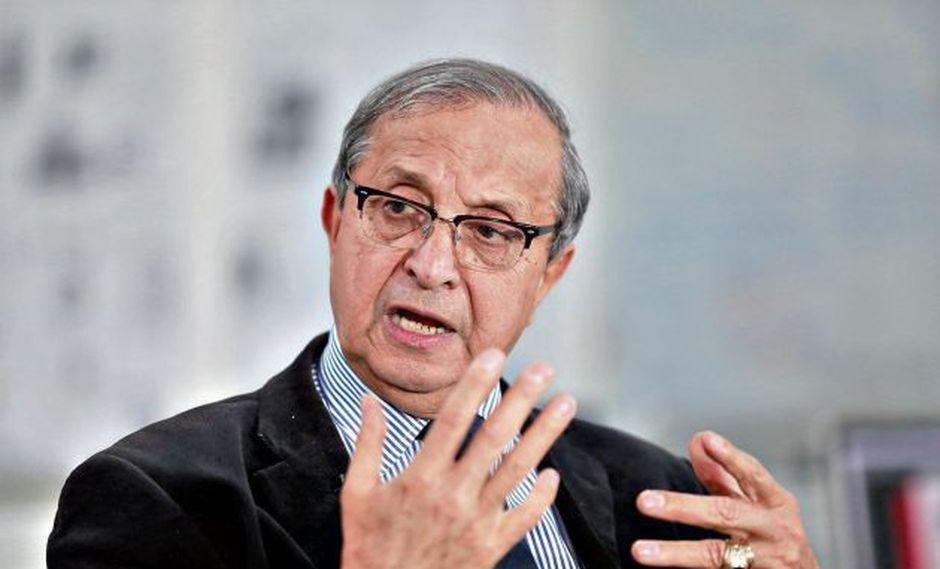 Daniel Mora no ha formalizado su renuncia ante el JEE Lima Centro. (GEC)