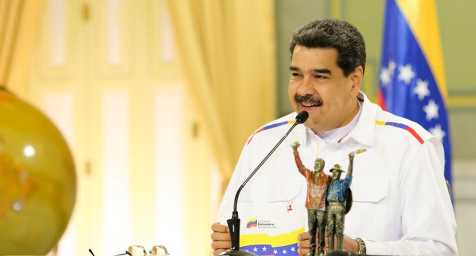 """El Grupo de Lima señala a Maduro como """"único responsable de la situación humanitaria cada vez más grave del pueblo venezolano"""". (Foto: AFP)"""