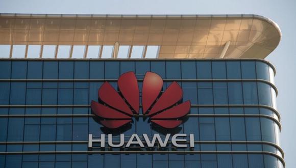 Huawei se encuentra en el centro de una disputa entre China y Estados Unidos. (Foto: AFP)