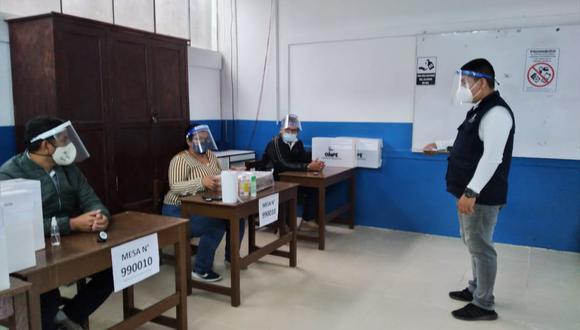 La Oficina Nacional de Procesos Electorales (ONPE) dio a conocer las multas para quienes incumplan su deber en estos comicios. (Foto: ONPE)