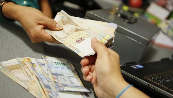 Campaña. En lo que va de mayo, la tasa de interés promedio de la CTS en bancos se elevó de 2.99% a 3.24%. (Foto: GEC)