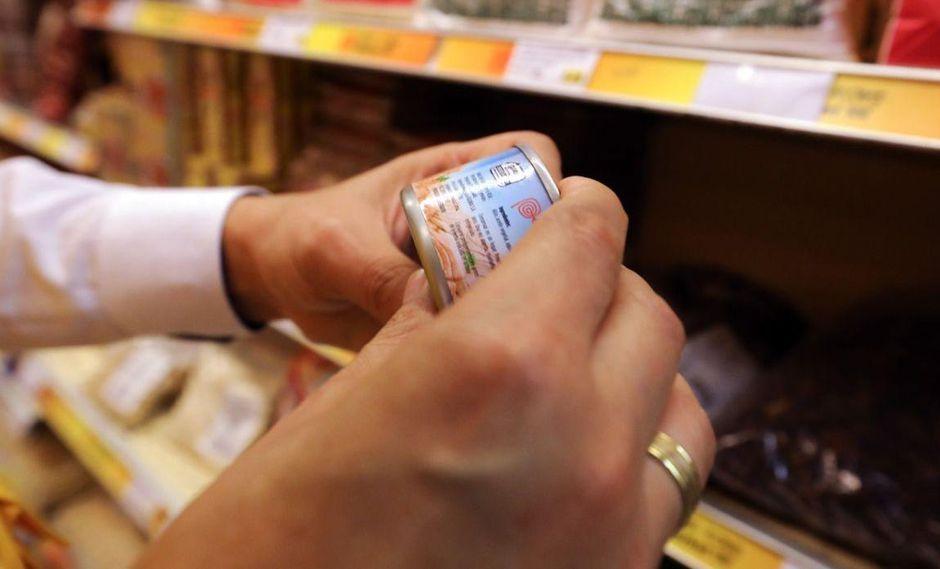 Este marte sesiona la Comisión de Defensa del Consumidor para ver caso de conservas contaminadas. (Foto: DIfusión)