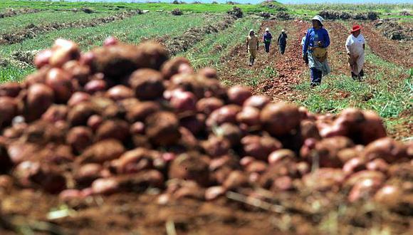 Los agricultores rurales serán los más beneficiados por la información que emita este laboratorio, indicó el presidente Vizcarra. (Foto: GEC)