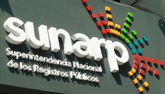 La Superintendencia Nacional de los Registros Públicos (Sunarp). (Foto: GEC)