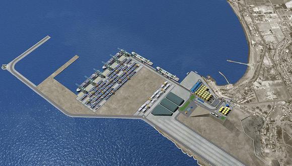 Proyección. Buscan ser alternativa de carga frente al puerto del Callao. (Foto: Difusión)