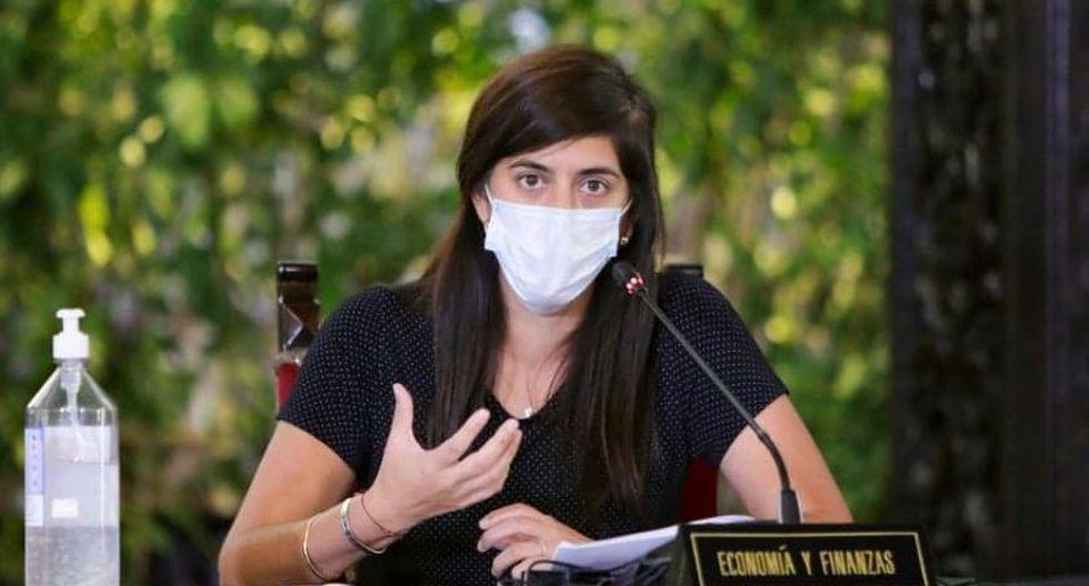 La ministra de Economía, María Antonieta Alva, dijo confiar en que los afiliados a las AFP sabrán hacer un uso adecuado de los fondos que retiren.