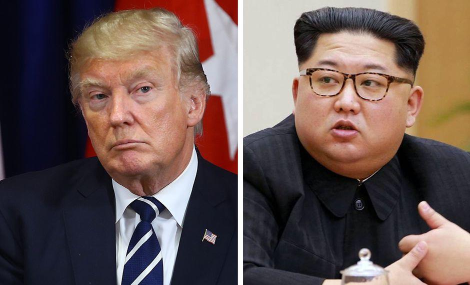 """Foto 12   Corea del Norte. Tras meses de retórica belicista entre Trump y el líder de Corea del Norte, Kim Jong Un, el presidente estadounidense afirmó en mayo que los dos celebrarían una cumbre, algo que el mandatario de Corea del Sur, Moon Jae-in, calificó de """"milagro"""". El avance se produjo tras una escalada alimentada por varios ensayos balísticos y una prueba nuclear por parte de Pyongyang. (Foto: Difusión)"""