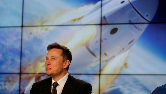 Elon Musk. (Foto: Reuters)