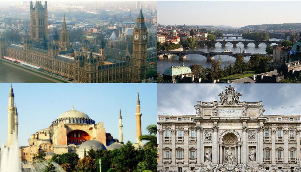 Entérate de cuáles son las mejores ciudades del mundo en 2014, según el ranking del portal de TripAdvisor.