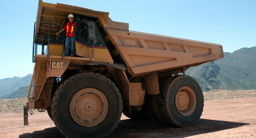 Arequipa lidera como la primera región productora de cobre en Perú. (Foto: EFE)