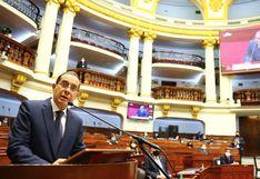 Martos asegura que seguirán impulsando reformas judicial y política contra la corrupción