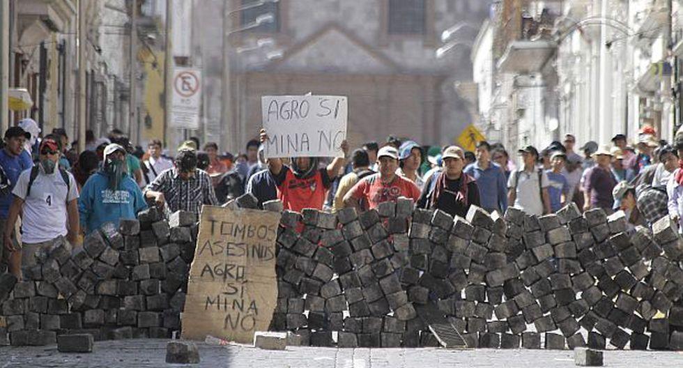 Tía María: Southern Perú quiere invertir S/.100 mlls. en obras