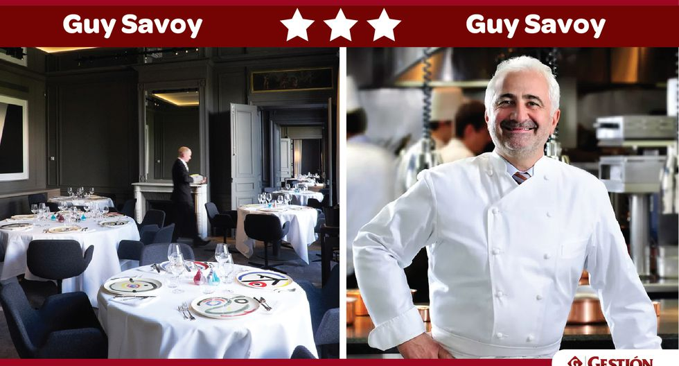 Restaurante  Guy Savoy