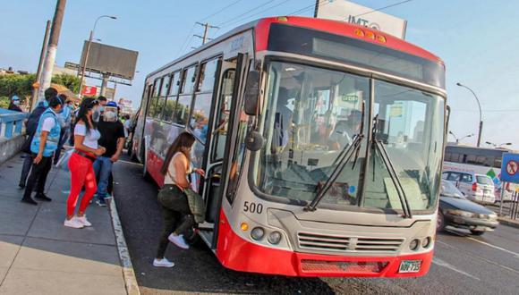 ATU informó nuevo horario de transporte para este domingo 11 de abril, día de las Elecciones 2021. (Foto: ATU)