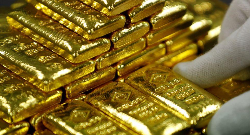 El oro abrió la semana estable. (Foto: Reuters)