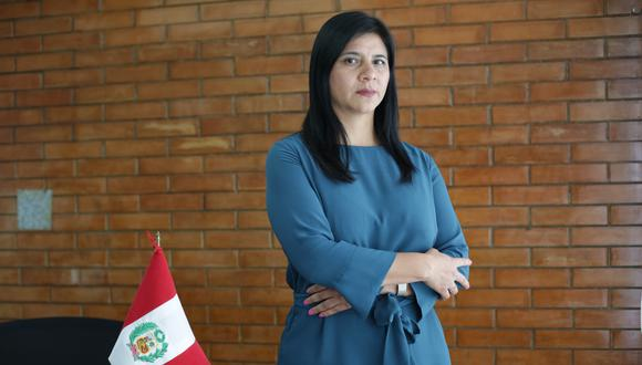 Silvana Carrión reemplazó a Jorge Ramírez en la procuraduría Ad Hoc. (Marco Ramón)