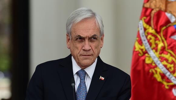 La popularidad de Sebastián Piñera se hunde a menos del 5% en Chile  (AFP / Johan ORDONEZ).