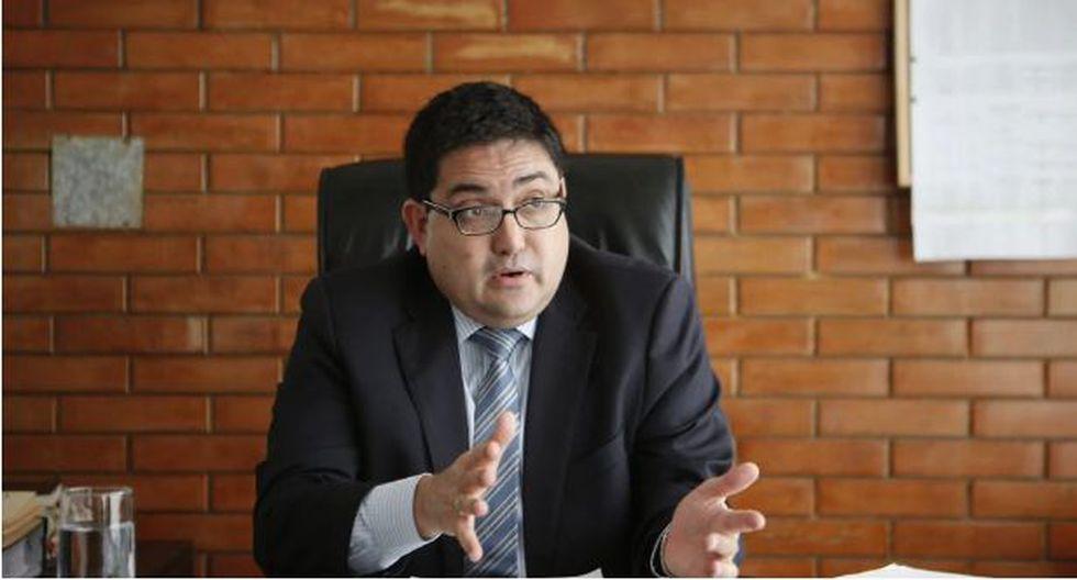 La Procuraduría General dio por concluida la designación del procurador ad hoc del caso Lava Jato, Jorge Ramírez, el pasado 12 de febrero. (Foto: GEC)