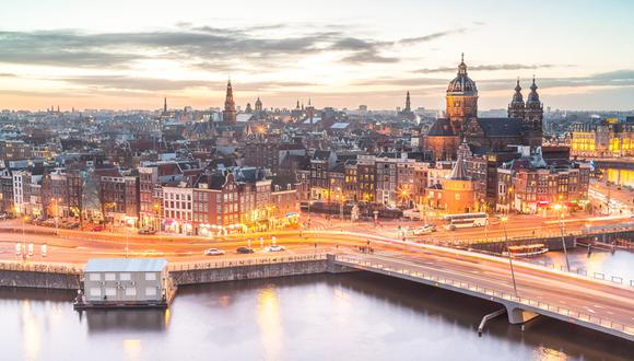 Ámsterdam. (Foto: Shutterstock)