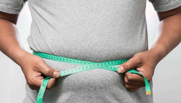 Obesidad. No debería sorprender el fuerte impacto del COVID-19 en pacientes con sobrepeso. (Foto: Shutterstock)