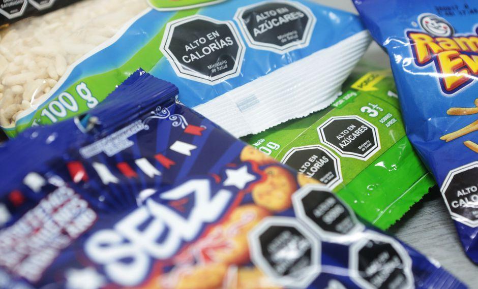 Etiquetado chileno (Foto: USI)