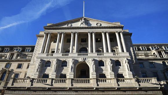 Banco de Inglaterra. (Foto: EFE)
