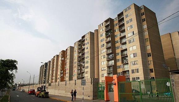En el 2010 el 56% de los créditos hipotecarios estaban en dólares y ahora solo es el 12%, reveló el BCR. (Foto: Andina)