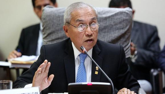 Cabe destacar que la primera denuncia contra Chávarry fue presentada por el congresista Gino Costa en agosto pasado. (Foto: GEC)