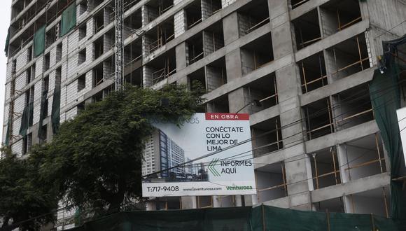 Casi la mitad de las viviendas vendidas en Lima Metropolitana y el Callao provienen de Lima Moderna, según ASEI. (Foto: GEC)