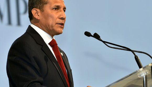 Ollanta Humala (Foto: GEC)