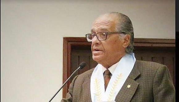 El abogado Pedro Patrón fue elegido primer miembro de la Junta Nacional de Justicia. (Foto: GEC)