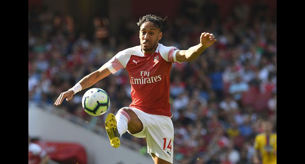 12. Pierre-Emerick Aubameyang (Arsenal). (Foto: Getty Images)