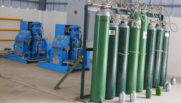 EsSalud implementará 20 plantas generadoras de oxígeno para atención de pacientes COVID-19 a nivel nacional. (Foto Referencial Archivo GEC)