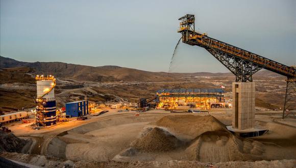 Mineras tienen planificación de ampliaciones internas, mejoras de procesos, y otros.