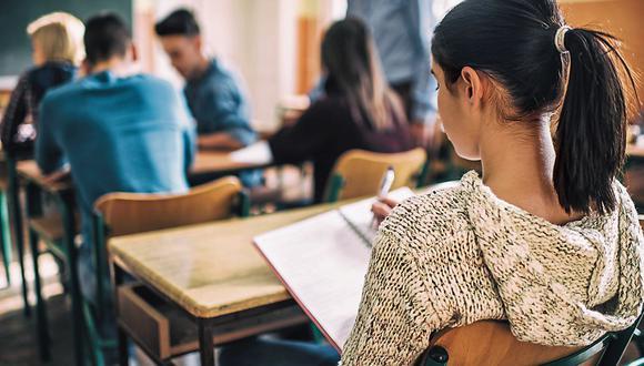Clases. Interacción social es más valorado en clases presenciales. (Foto: iStock)