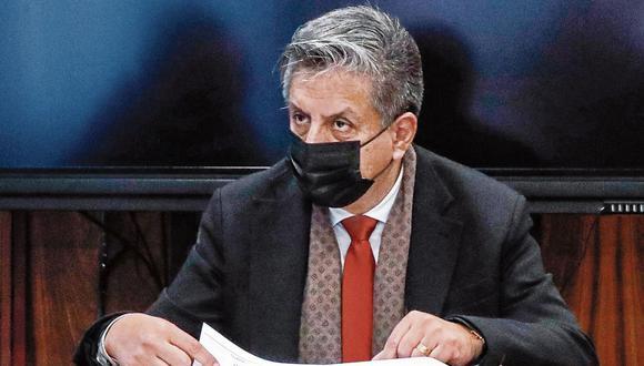 Iván Merino, ministro de Energía y Minas. (Foto: Minem)