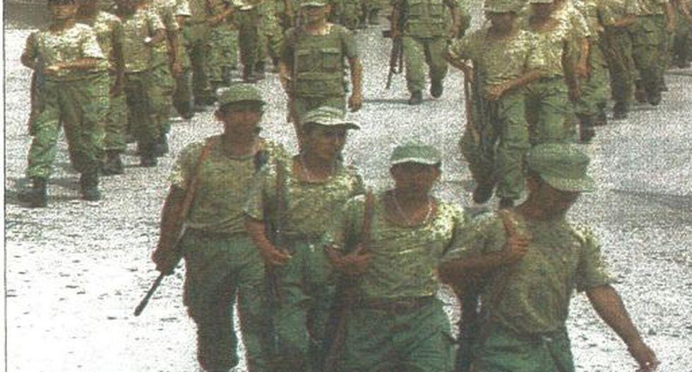 Ahora más que nunca, nuestras tropas están en capacidad de repeler el ataque enemigo, declaró a nuestro diario un alto mando militar en la base de Morerilla, en Bagua Grande.
